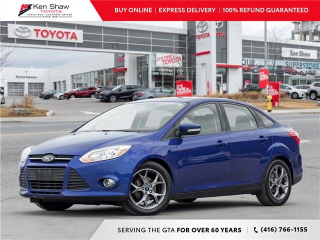 2014 Ford Focus SE (Stk: N80528A) in Toronto - Image 1 of 23