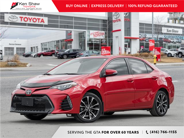 2019 Toyota Corolla LE (Stk: A17853A) in Toronto - Image 1 of 23