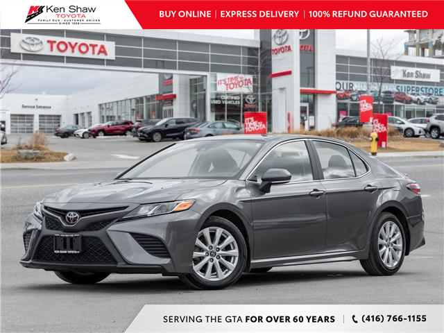 2019 Toyota Camry LE (Stk: C17862A) in Toronto - Image 1 of 21