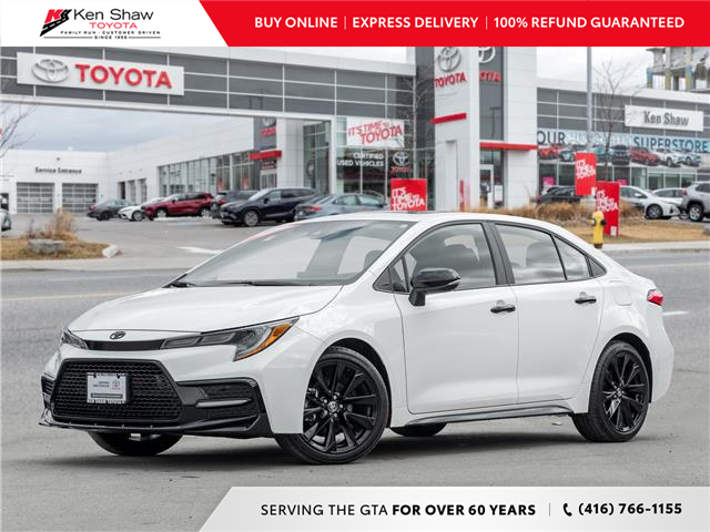 2020 Toyota Corolla SE (Stk: A17833A) in Toronto - Image 1 of 23