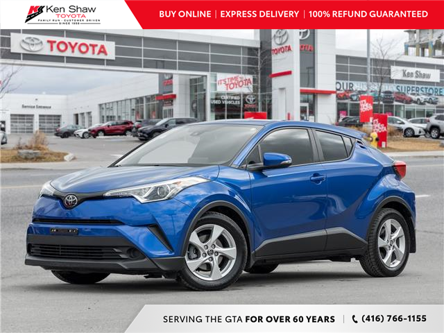 2019 Toyota C-HR Base (Stk: N80686A) in Toronto - Image 1 of 22