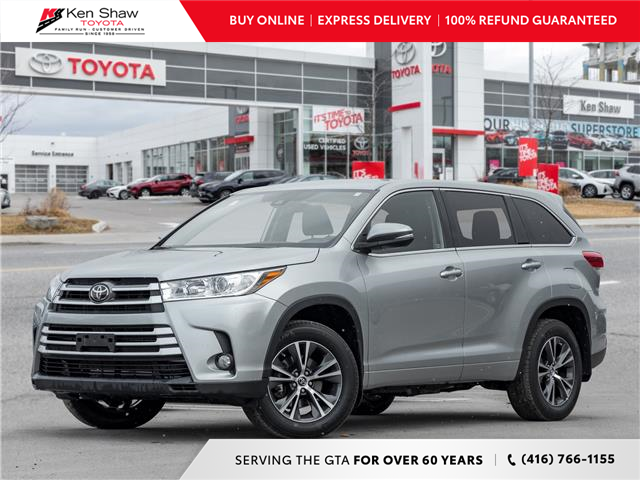 2018 Toyota Highlander LE (Stk: A17808A) in Toronto - Image 1 of 23