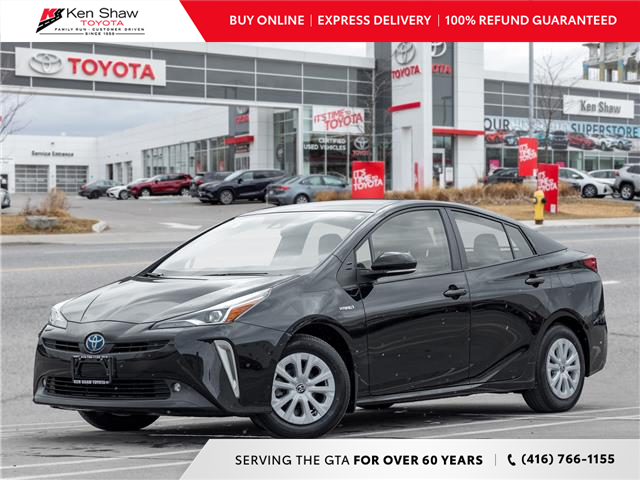 2019 Toyota Prius Base (Stk: R17865A) in Toronto - Image 1 of 21