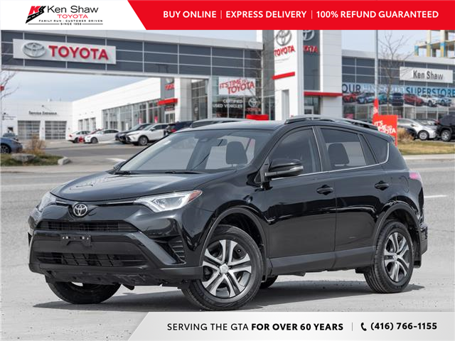 2017 Toyota RAV4 LE (Stk: T17803A) in Toronto - Image 1 of 21