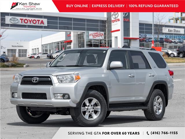2013 Toyota 4Runner SR5 V6 (Stk: I17829A) in Toronto - Image 1 of 25