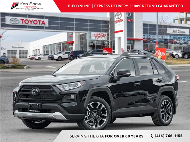 2021 Toyota RAV4 Trail (Stk: 80752) in Toronto - Image 1 of 24