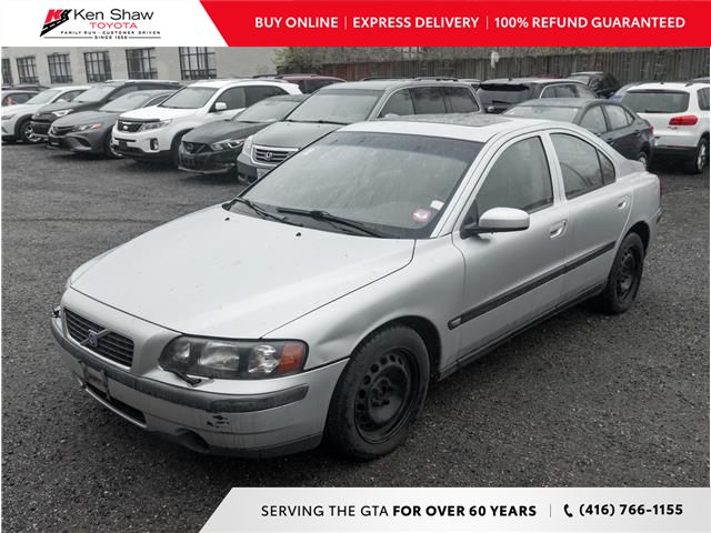 2004 Volvo S60 2.5T (Stk: UN17798A) in Toronto - Image 1 of 2