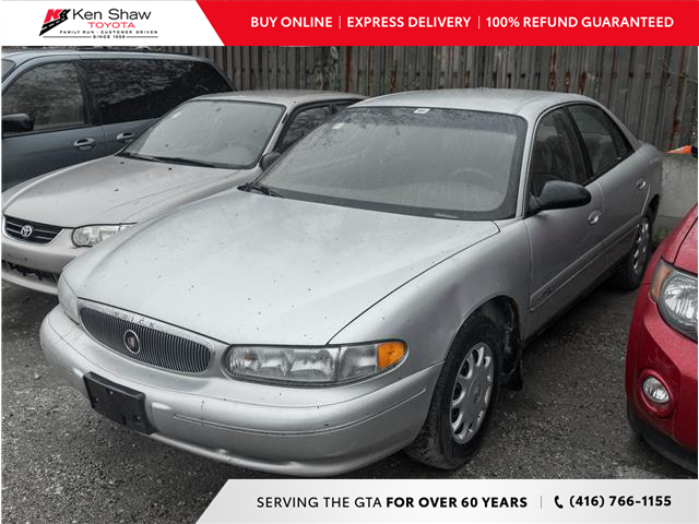 2002 Buick Century Custom (Stk: UP17663A) in Toronto - Image 1 of 2