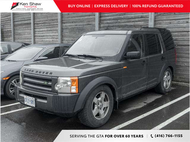 2006 Land Rover LR3 V6 (Stk: U16626A) in Toronto - Image 1 of 2