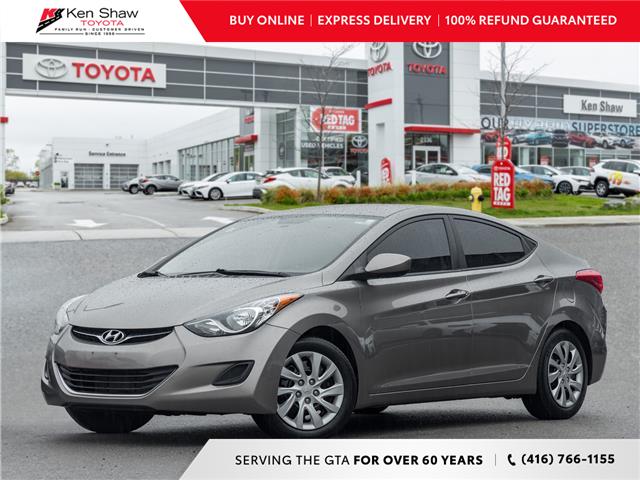 2012 Hyundai Elantra GLS (Stk: ) in Toronto - Image 1 of 20