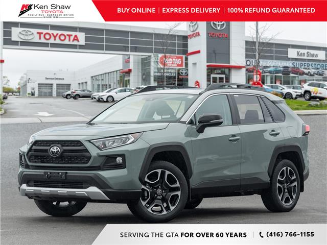 2021 Toyota RAV4 Trail (Stk: 80814) in Toronto - Image 1 of 24