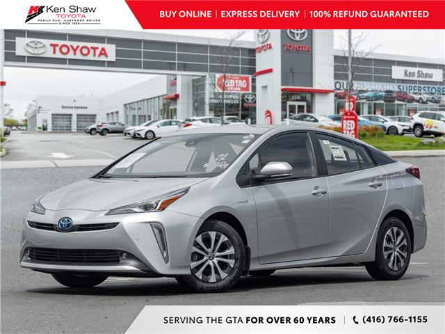 2021 Toyota Prius Technology (Stk: 80816) in Toronto - Image 1 of 25