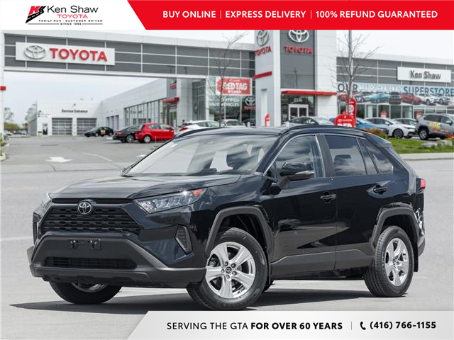2019 Toyota RAV4 LE (Stk: A17896A) in Toronto - Image 1 of 21