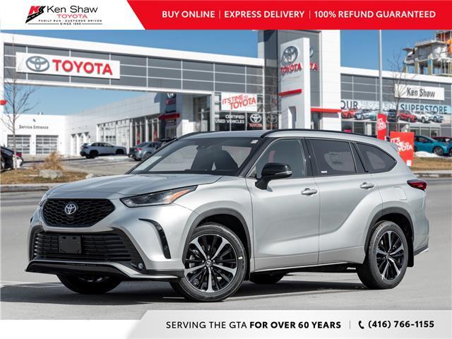 2021 Toyota Highlander XSE (Stk: 80837) in Toronto - Image 1 of 21