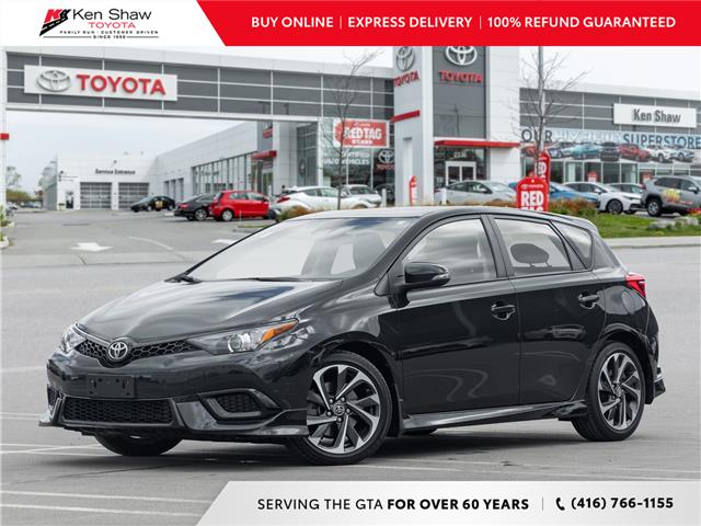 2018 Toyota Corolla iM Base (Stk: N80707A) in Toronto - Image 1 of 21