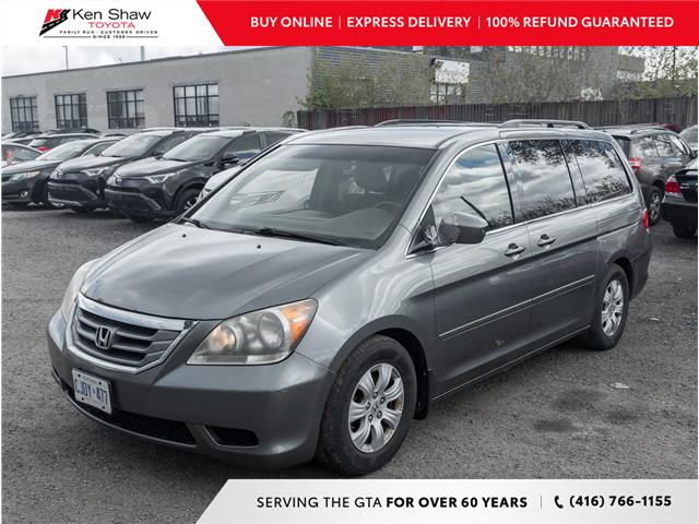 2009 Honda Odyssey EX (Stk: N80777A) in Toronto - Image 1 of 4