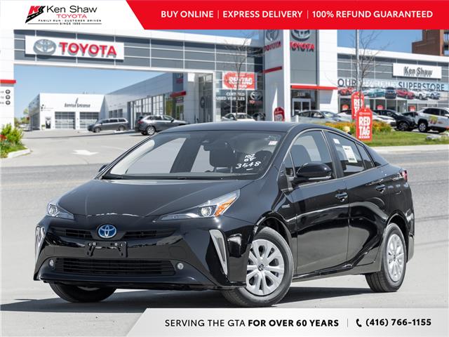 2021 Toyota Prius Base (Stk: 80842) in Toronto - Image 1 of 23