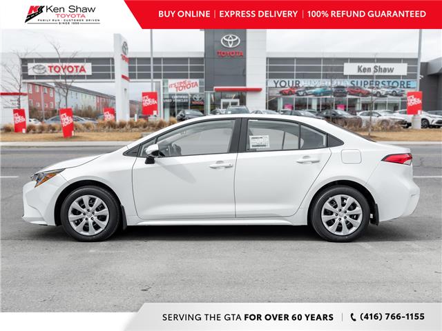 2021 Toyota Corolla LE (Stk: 80865) in Toronto - Image 1 of 20