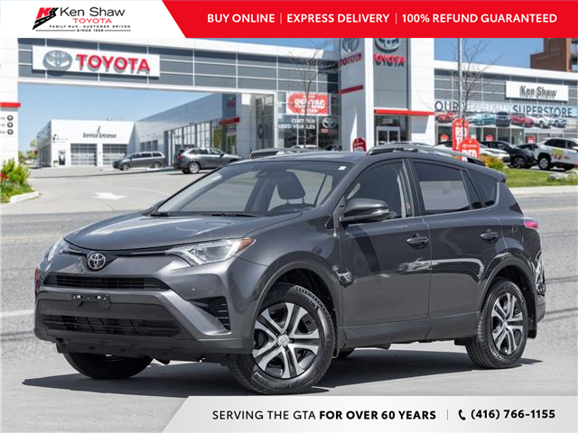 2017 Toyota RAV4 LE (Stk: P17934A) in Toronto - Image 1 of 20