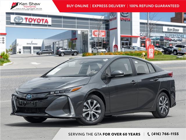 2021 Toyota Prius Prime Base (Stk: 80875) in Toronto - Image 1 of 24