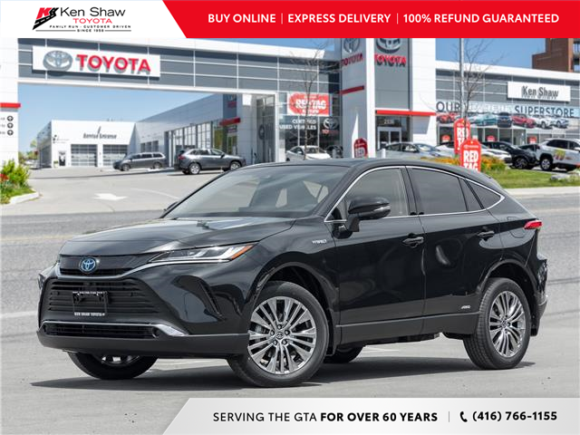2021 Toyota Venza Limited (Stk: 80870) in Toronto - Image 1 of 26