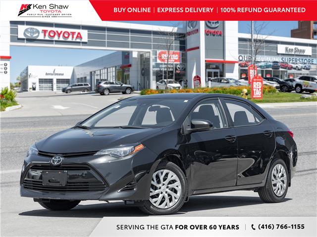 2018 Toyota Corolla LE (Stk: O17967A) in Toronto - Image 1 of 21