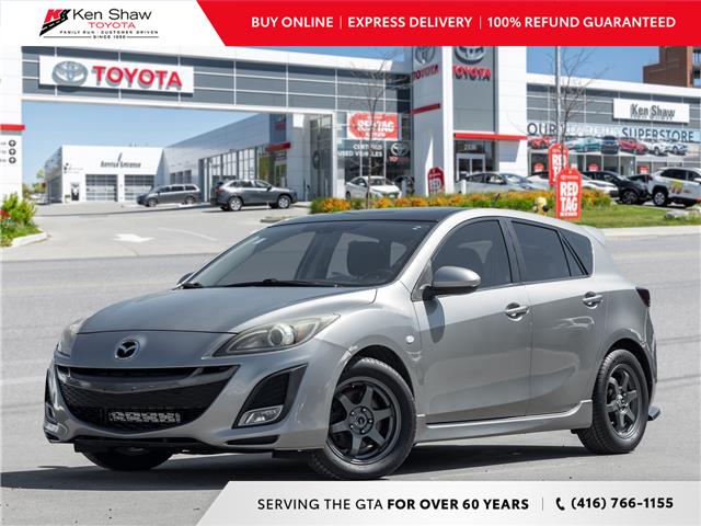 2010 Mazda Mazda3 Sport GS (Stk: UT17797A) in Toronto - Image 1 of 21