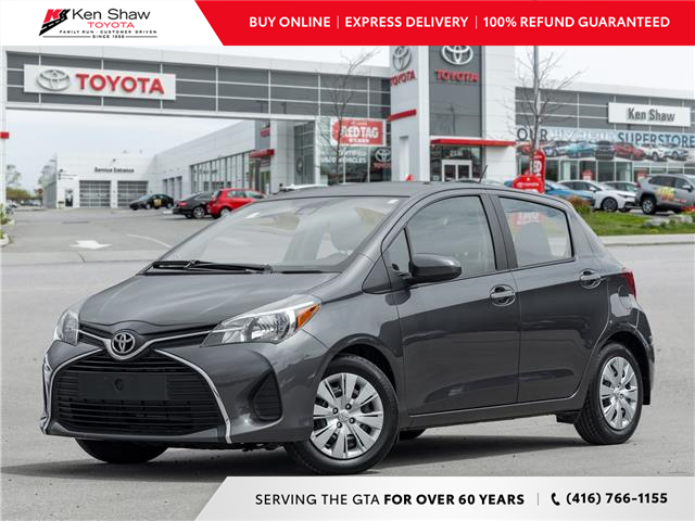 2017 Toyota Yaris LE (Stk: O17913A) in Toronto - Image 1 of 19