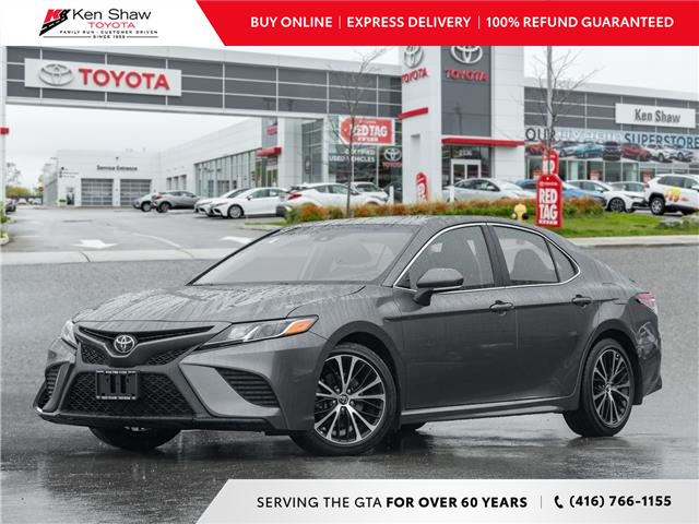 2018 Toyota Camry SE (Stk: N80888A) in Toronto - Image 1 of 23