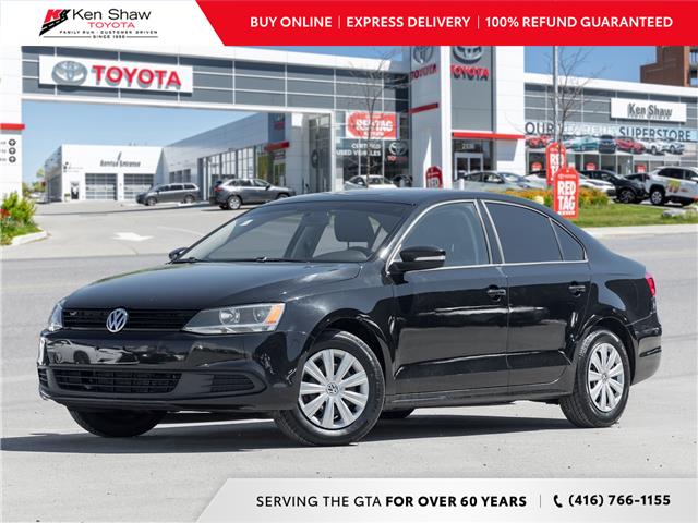 2014 Volkswagen Jetta 2.0L Trendline (Stk: UN80541A) in Toronto - Image 1 of 19