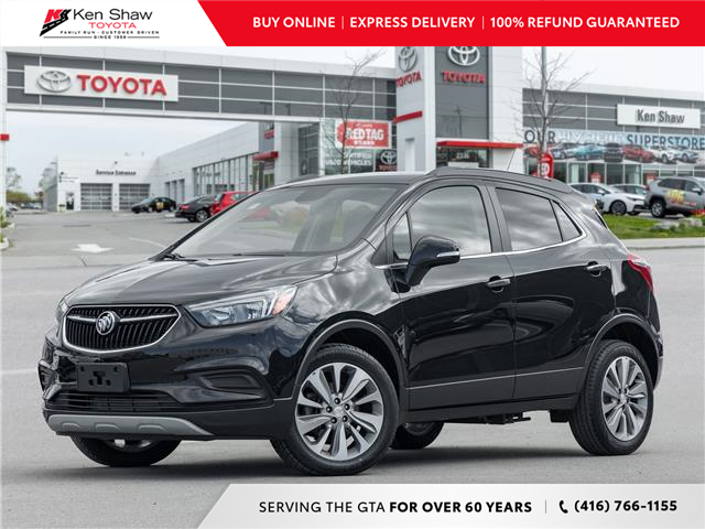 2019 Buick Encore Preferred (Stk: N80975A) in Toronto - Image 1 of 21