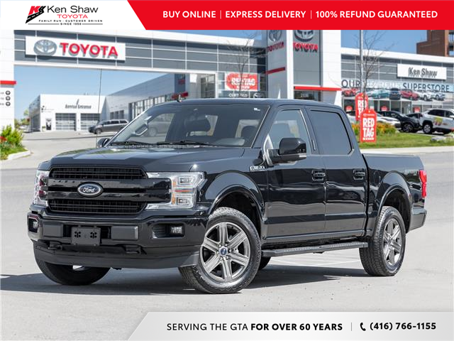2020 Ford F-150 Lariat (Stk: I18081A) in Toronto - Image 1 of 24