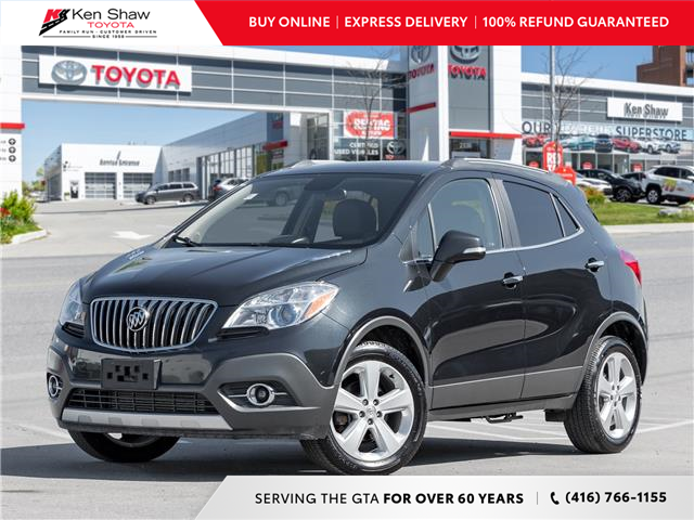 2016 Buick Encore Convenience (Stk: L13198A) in Toronto - Image 1 of 21