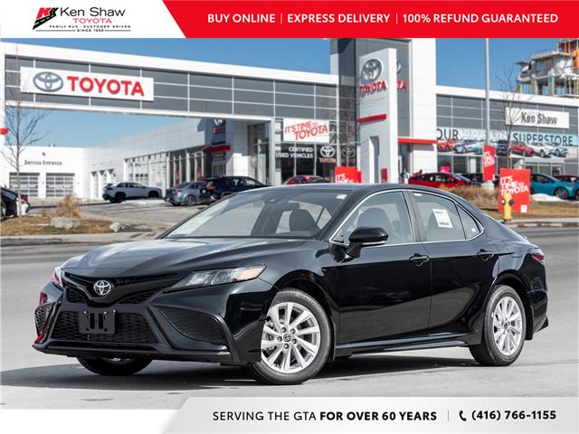 2021 Toyota Camry Hybrid SE (Stk: 81039) in Toronto - Image 1 of 19
