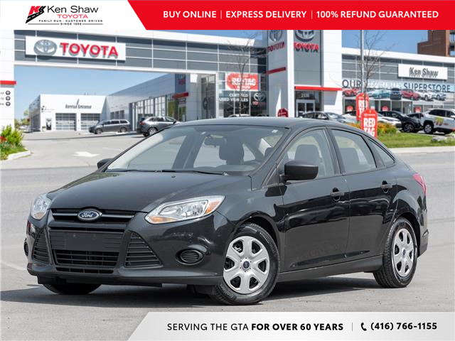 2014 Ford Focus S (Stk: I18117A) in Toronto - Image 1 of 19