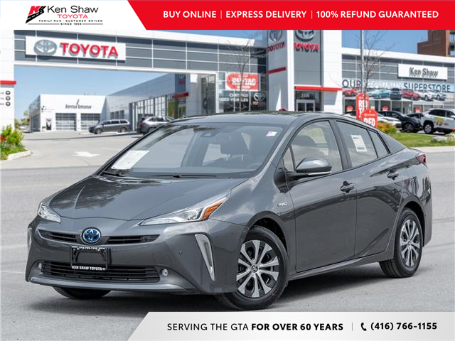 2021 Toyota Prius Technology (Stk: 80802) in Toronto - Image 1 of 19