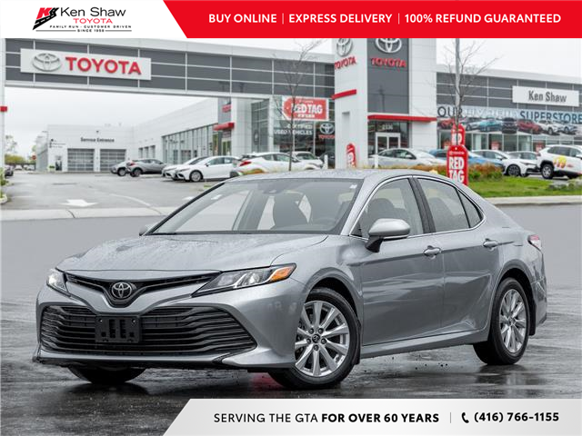 2019 Toyota Camry LE (Stk: I18146A) in Toronto - Image 1 of 21