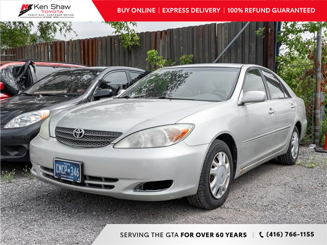 2003 Toyota Camry LE (Stk: UN81010A) in Toronto - Image 1 of 4