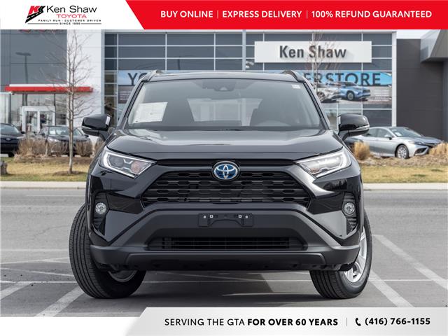 2021 Toyota RAV4 Hybrid XLE (Stk: 81143) in Toronto - Image 1 of 21