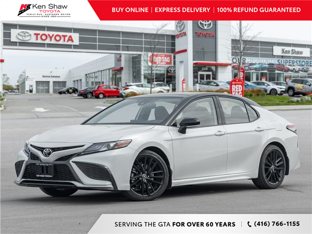2021 Toyota Camry XSE (Stk: 81152) in Toronto - Image 1 of 21