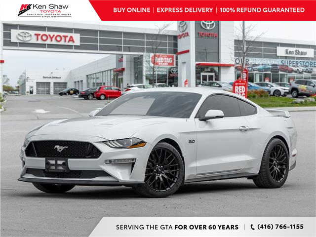 2019 Ford Mustang GT Premium (Stk: I18163A) in Toronto - Image 1 of 24