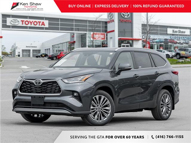 2021 Toyota Highlander Limited (Stk: 81059) in Toronto - Image 1 of 26