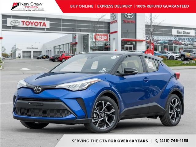 2021 Toyota C-HR XLE Premium (Stk: 81116) in Toronto - Image 1 of 22