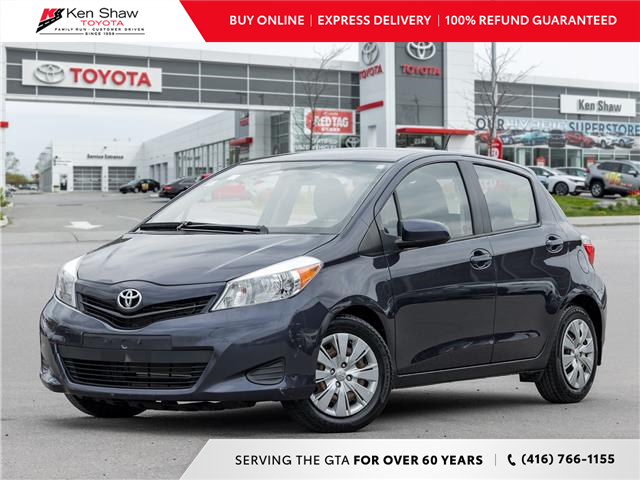2014 Toyota Yaris LE (Stk: 15088A) in Toronto - Image 1 of 17