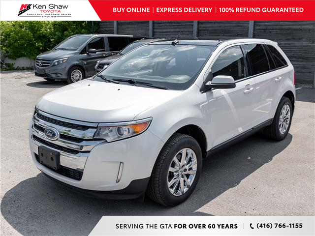 2011 Ford Edge Limited (Stk: N81062A) in Toronto - Image 1 of 4