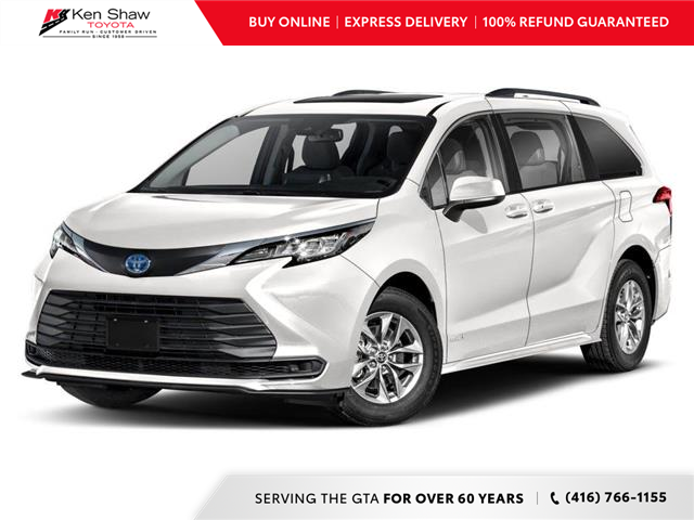 2021 Toyota Sienna LE 8-Passenger (Stk: 81160) in Toronto - Image 1 of 9