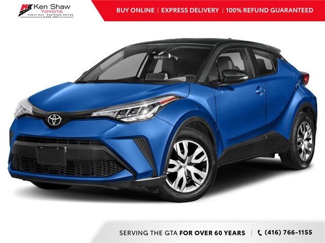 2021 Toyota C-HR XLE Premium (Stk: 81165) in Toronto - Image 1 of 9