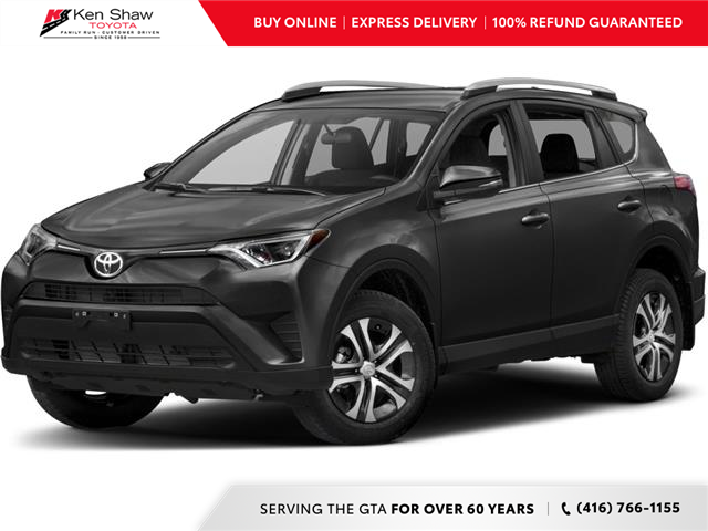 2017 Toyota RAV4 LE (Stk: P18198A) in Toronto - Image 1 of 1