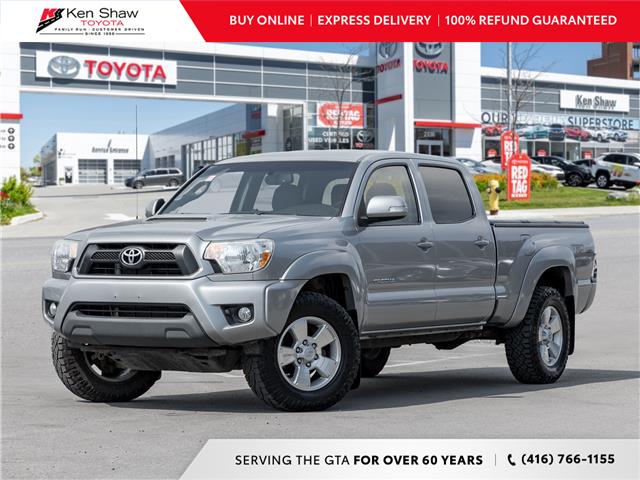 2015 Toyota Tacoma V6 (Stk: I18342A) in Toronto - Image 1 of 22