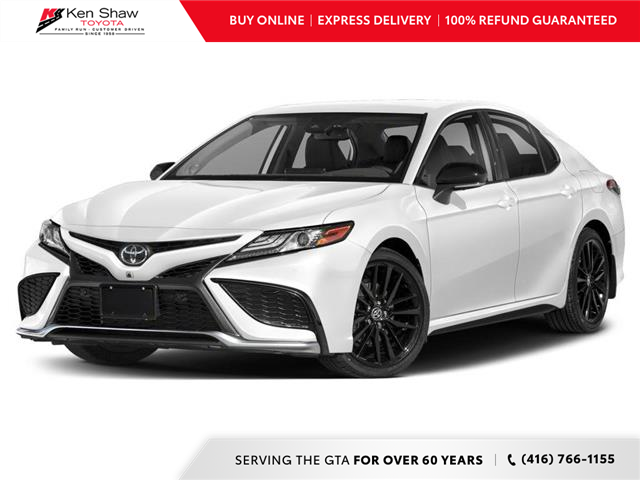 2021 Toyota Camry XSE (Stk: 81269) in Toronto - Image 1 of 9